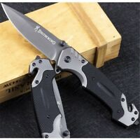 Outdoor Tactical Pocket Hunting Knife Browning Camping Folding Survival Knives