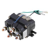 Contattore verricello relè solenoide 12V 500A 9500LBS-17000LBS per camion ATV
