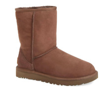 UGG Women Classic Short II Winter Boot - Chocolate