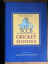 The Official Test and County Cricket Board Cricket Statistics: 1991