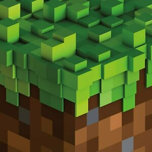 C418 Minecraft Volume Alpha LIMITED EDITION New Sealed Green Colored Vinyl LP