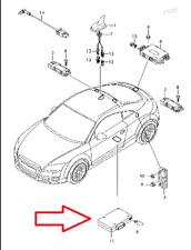 Audi Tt 8J Puerta de Maletero Antena Amplificador 8J8035225M Original