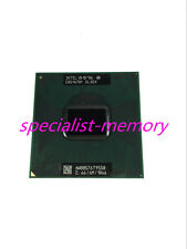 Intel SLGE4 Core 2 Duo T9550 2.66GHz 6M 1066 Mobile CPU Socket P CPU Processor