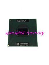 Intel SLGE4 Core 2 Duo T9550 2.66GHz 6M 1066 Mobile CPU Socket P CPU Processor