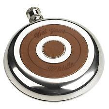 Gentlemen's Hardware - Stainless Steel Hip Flask in Presentation Gift Box