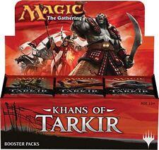 ***IN STOCK*** I Khan di Tarkir - Khans of 36-Booster Box 36 Buste MAGIC Italian