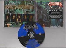 BENEDICTION transcend the rubicon ORG 1993 NB 073 CD |Sinister, Grave|