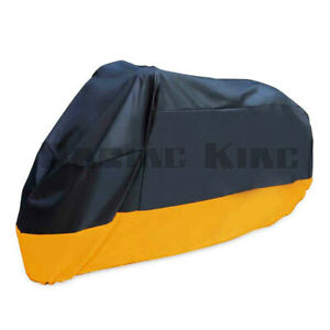 New Motorcycle Scooter Cover Waterproof Dustproof Outdoor All Weather Protection