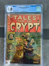 EC Tales from the Crypt #24 (1951) - Pre-Code Horror! - CGC 3.0 Scarce