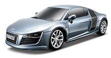 Maisto 581213 - 1:24 R/C Audi R8 V10, Modellino Auto