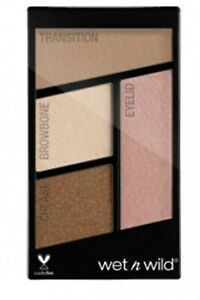 wet n wild eyeshadow Quad Color Icon Sweet as Candy