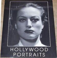 HOLLYWOOD PORTRAITS, Set Of 12 Classic  Movie Star Portraits