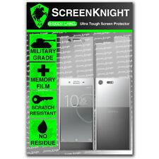 Screenknight Sony Xperia XZ Cuerpo Completo Protector de Pantalla Premium-Escudo Militar