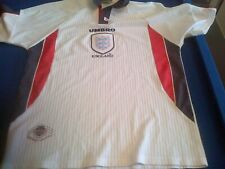 England Football Shirt 1998 World Cup Home Umbro Large L