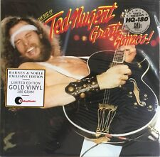 TED NUGENT, BEST OF - GREAT GONZOS LP