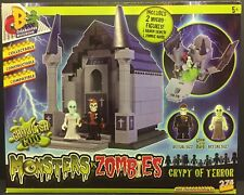 Character Building Monsters Vs Zombies Crypt Of Terror New