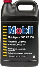 Mobil 1 Gallon Bottle, SAE 40 Mineral Gear Oil Viscosity (SUS) 14.7 at 100&de...
