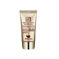 BERGAMO BB Cream Snail 50ml Whitening Wrinkle Care SPF50+ PA+++ UV Nutrition