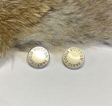 2 Louis Vuitton Button Lot Buttons 18mm
