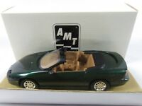 Revell 1995 Chevrolet Camaro Convertible Polo Green Dealer Promo Car 8901EO
