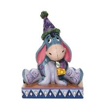 Disney Traditions Eeyore With Birthday Hat and Horn 6008074
