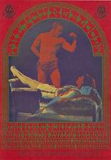 Youngbloods STRONGMAN 1967 FD 66 ORIGINAL/MINT Avalon Ballroom Poster