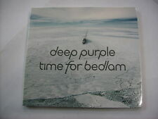 DEEP PURPLE - TIME FOR BEDLAM - CD NEW SEALED EP 2017