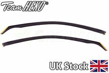 Heko Audi A3 8P 3door hatchback 2004-2012 wind deflectors 2pc TINTED