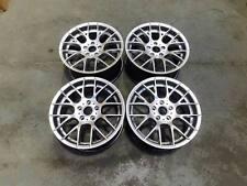 """18"""" Staggered M359 1M CSL Style Wheels Hyper Silver BMW E90 E92 F10 E46 F30 F32"""