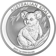 Australien 1 Dollar 2019 Koala Bär Silber Anlagemünze