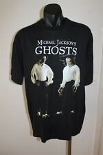 Michael Jackson's Ghosts Men's T-Shirt Size Large