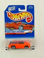 Hot Wheels Dodge Sidewinder 1998 Number 3 of 45 Die Cast Car 18174