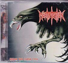 MORTIFICATION - BREAK THE CURSE 1990 (CD, 2001, Rowe) Christian Thrash Metal