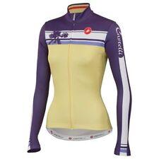 Women Fabric Long Sleeve Cycling Jerseys