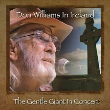 Don Williams - In Ireland - Recorded Live In Dublin & Belfast CD