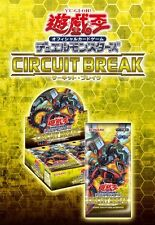 Japanese Yugioh, CIRCUIT BREAK Booster Box Sealed CIBR