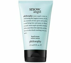 Philosophy SNOW ANGEL Hand Cream 4 oz