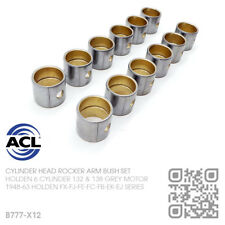 ACL ROCKER ARM BUSH SET 6 CYL 132 & 138 GREY MOTOR [HOLDEN FX-FJ-FE-FC-FB-EK-EJ]