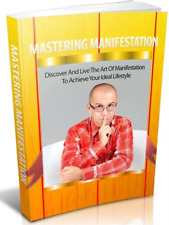 Mastering Manifestation & 10 Self Help Ebooks Master Resell rights MRR pdf 2
