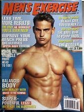 Men's Exercise magazine - March 2002