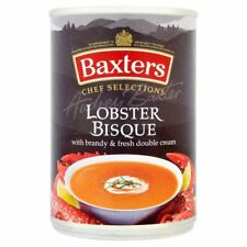 Baxters Luxury Lobster Bisque Soup - 415g (0.91lbs)