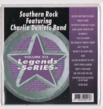 KARAOKE CDG LEGENDS SERIES  VOLUME 213 SOUTHER ROCK/CHARLIE DANIELS 16TRACK