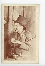 Child Actor w Mustache RARE Wesley Barry in Penrod Antique PC 1910s