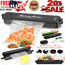 Food Saver Vacuum Sealer Seal A Meal Machine Foodsaver Sealing System