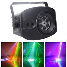Proyector laser discoteca holográfico luz led foco iluminación Fiesta DJ Sonido