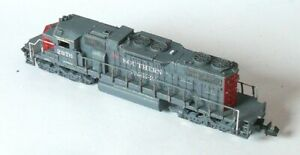 Southern Pacific (SP) 2976, EMD SD38-2, Bachmann N Scale Locomotive.