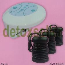 Simple Ion Foot Spa Detox Aqua Cell Foot Bath Ionic Cleanse 3 Arrays Health Life