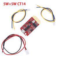5W + 5W module d'amplificateur de puissance bluetooth micro 4.2stereo CT14_wffw
