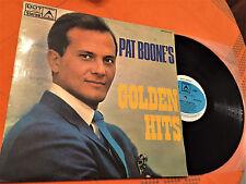 PAT BOONE'S GOLDEN HITS 1972 Aus Vinyl Lp (SRA250.032) EX/EX+
