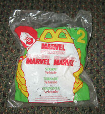 1996 McDonalds Happy Meal Toy -  Marvel Storm Vehicle #2